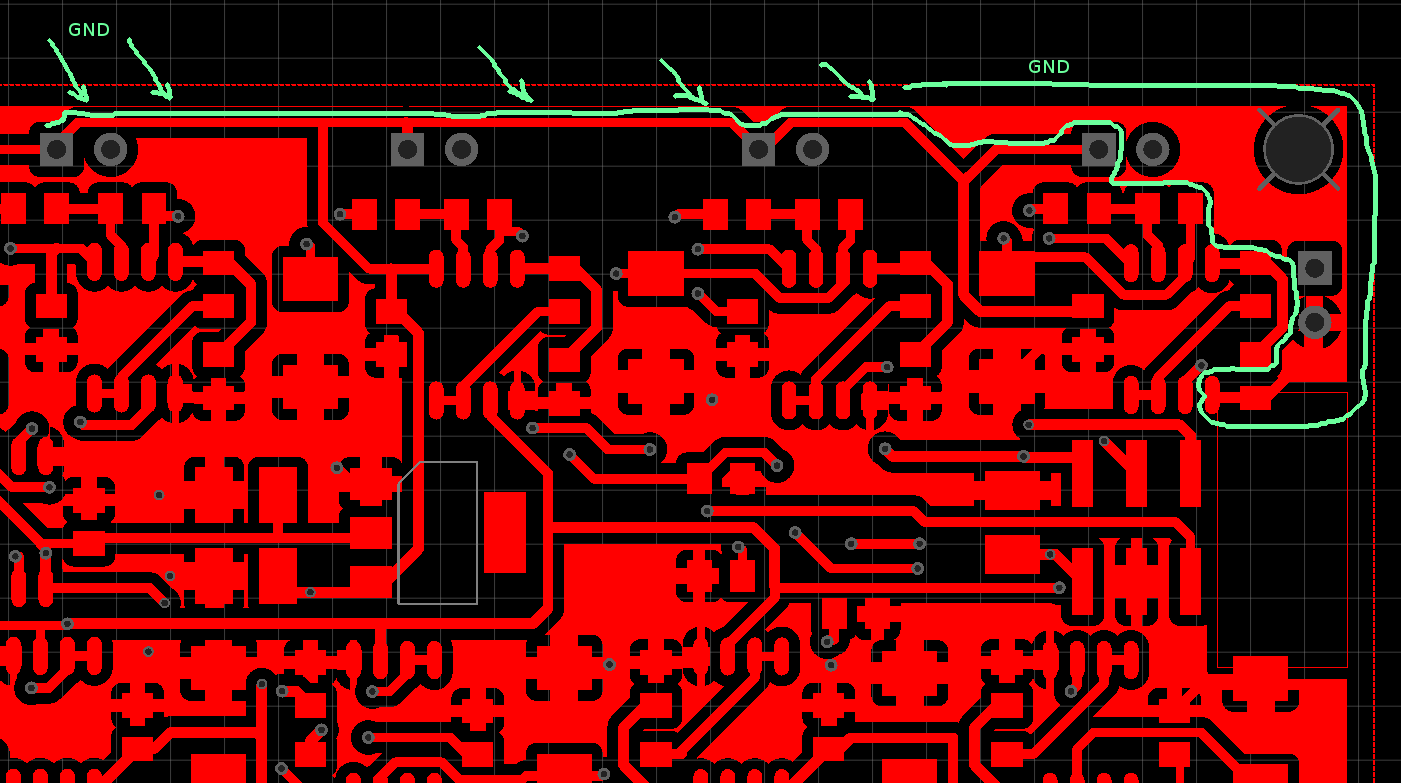 Forum Easyeda An Easier Electronic Circuit Design Experience For Tool Tutorial 1 My Electronics Gnd Fill Issue2